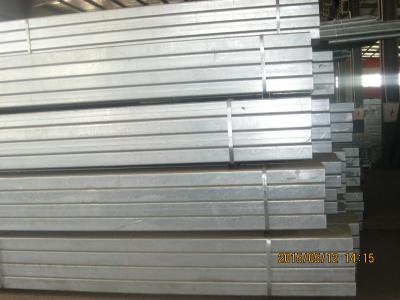 Hot Dipped Galvanized Square and Rectangle Steel Pipe